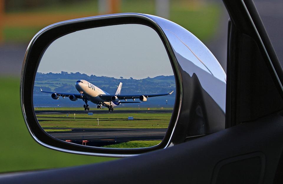 Доставим в аэропорт вовремя